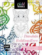 Cover-Bild zu Colorful Mandala - Mandala - Lieblingstiere