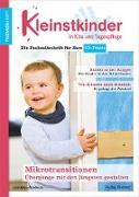 Cover-Bild zu eBook Mikrotransitionen mit den Jüngsten gestalten - drinnen & draußen