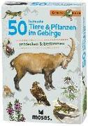 Cover-Bild zu Expedition Natur 50 heimische Tiere & Pflanzen im Gebirge