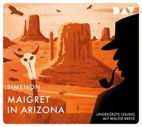 Cover-Bild zu Maigret in Arizona