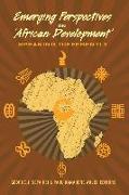 Cover-Bild zu Emerging Perspectives on 'African Development' von Adjei, Paul Banahene (Hrsg.)