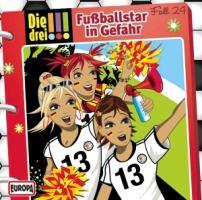 Cover-Bild zu Fussballstar in Gefahr von Diekow, Mia (Erz.)