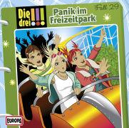 Cover-Bild zu Panik im Freizeitpark von Diekow, Mia (Gelesen)