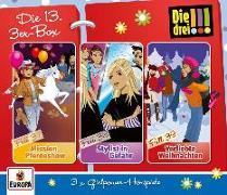 Cover-Bild zu Die drei !!! 3er Box 13. Folgen 37-39