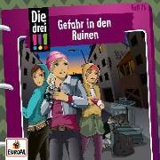 Cover-Bild zu Die drei !!! 71: Gefahr in den Ruinen
