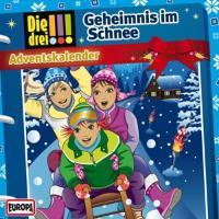 Cover-Bild zu Adventskalender - Geheimnis im Schnee