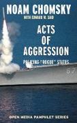 Cover-Bild zu Acts of Aggression von Chomsky, Noam