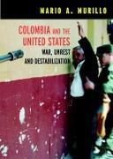 Cover-Bild zu Colombia and the United States von Murillo, Mario A.