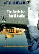 Cover-Bild zu The Battle for Saudi Arabia von Abukhalil, As'Ad