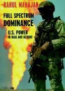 Cover-Bild zu Full Spectrum Dominance von Mahajan, Rahul