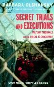 Cover-Bild zu Secret Trials and Executions von Olshansky, Barbara