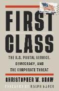 Cover-Bild zu First Class von Shaw, Christopher W.