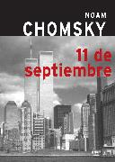 Cover-Bild zu 11 de Septiembre (eBook) von Chomsky, Noam