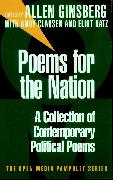 Cover-Bild zu Poems for the Nation von Ginsberg, Allen