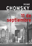 Cover-Bild zu 11 de Septiembre von Chomsky, Noam