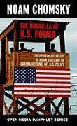 Cover-Bild zu The Umbrella of U.S. Power von Chomsky, Noam