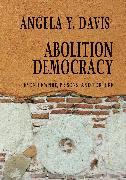 Cover-Bild zu Abolition Democracy von Davis, Angela Y.