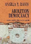 Cover-Bild zu Abolition Democracy (eBook) von Davis, Angela Y.