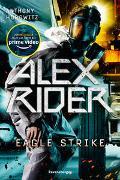 Cover-Bild zu Alex Rider, Band 4: Eagle Strike von Horowitz, Anthony