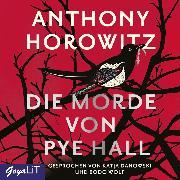 Cover-Bild zu Die Morde von Pye Hall (Audio Download) von Horowitz, Anthony