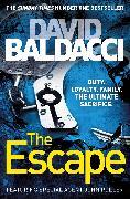 Cover-Bild zu The Escape von Baldacci, David
