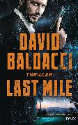 Cover-Bild zu Last Mile (eBook) von Baldacci, David