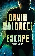 Cover-Bild zu Escape (eBook) von Baldacci, David
