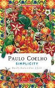 Cover-Bild zu Simplicity - Buch-Kalender 2022