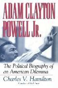 Cover-Bild zu Adam Clayton Powell, Jr von Hamilton, Charles V