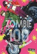 Cover-Bild zu TAKATA, Kotaro: Zombie 100 - Bucket List of the Dead 1