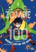 Cover-Bild zu TAKATA, Kotaro: Zombie 100 - Bucket List of the Dead 2