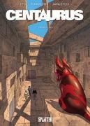 Cover-Bild zu Rodolphe: Centaurus 2: Fremde Welt