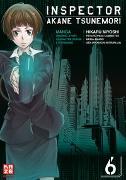 Cover-Bild zu Miyoshi, Hikaru: Inspector Akane Tsunemori (Psycho-Pass) 06