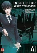 Cover-Bild zu Miyoshi, Hikaru: Inspector Akane Tsunemori (Psycho-Pass) 04