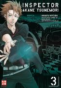 Cover-Bild zu Miyoshi, Hikaru: Inspector Akane Tsunemori (Psycho-Pass) 03