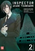 Cover-Bild zu Miyoshi, Hikaru: Inspector Akane Tsunemori (Psycho-Pass) 02