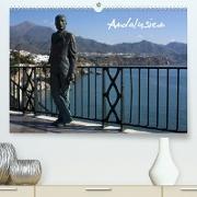 Cover-Bild zu Ange: Andalusien (Premium, hochwertiger DIN A2 Wandkalender 2022, Kunstdruck in Hochglanz)