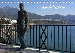 Cover-Bild zu Ange: Andalusien (Tischkalender 2022 DIN A5 quer)