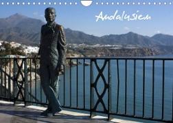 Cover-Bild zu Ange: Andalusien (Wandkalender 2022 DIN A4 quer)