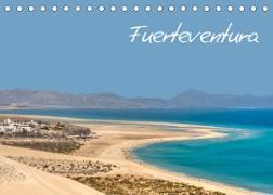 Cover-Bild zu Ange: Fuerteventura (Tischkalender 2022 DIN A5 quer)
