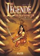 Cover-Bild zu Ange: Die Legende der Drachenritter 05 - Die Schlossgärten