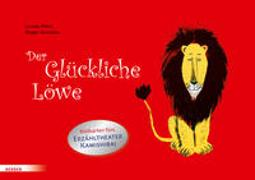Cover-Bild zu Der Glückliche Löwe. Bildkarten fürs Erzähltheater Kamishibai von Fatio, Louise
