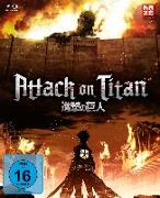 Cover-Bild zu Araki, Tetsuro (Prod.): Attack on Titan - 1. Staffel. Gesamtausgabe