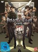 Cover-Bild zu Araki, Tetsuro (Hrsg.): Attack on Titan - 3. Staffel - DVD 1 mit Sammelschuber (Limited Edition)