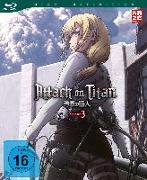 Cover-Bild zu Araki, Tetsuro (Hrsg.): Attack on Titan - 3. Staffel - Blu-ray 2