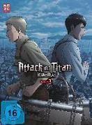 Cover-Bild zu Araki, Tetsuro (Prod.): Attack on Titan - 3. Staffel - DVD 3