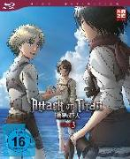 Cover-Bild zu Araki, Tetsuro (Hrsg.): Attack on Titan - 3. Staffel - Blu-ray 4