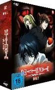 Cover-Bild zu Araki, Tetsuro (Prod.): Death Note - Box 2