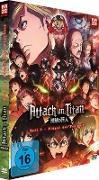 Cover-Bild zu Araki, Tetsuro (Hrsg.): Attack on Titan - Anime Movie Teil 2: Flügel der Freiheit - DVD