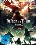 Cover-Bild zu Araki, Tetsuro (Hrsg.): Attack on Titan - 2. Staffel - Blu-ray 1 mit Sammelschuber (Limited Edition)